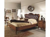Cavio: Benedetta: кровать 160х200  (черешня)