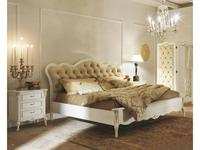 Cavio: Benedetta: кровать 180х200  (слоновая кость, золото)