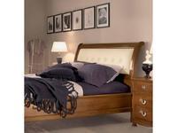 Cavio: Como: кровать 160х200  (ciliegio)