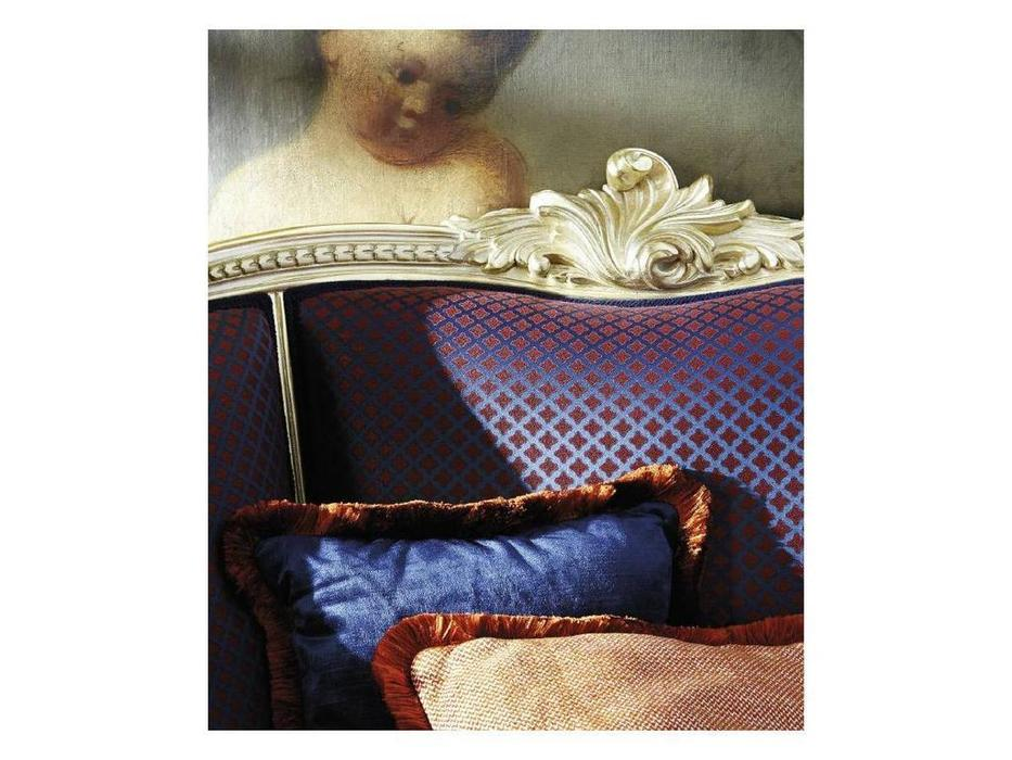 Silik: Ares: диван 2-х местный  (слоновая кость, ткань)