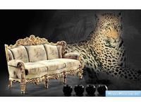 Silik: Eolo: диван 3-х местный  (золото)