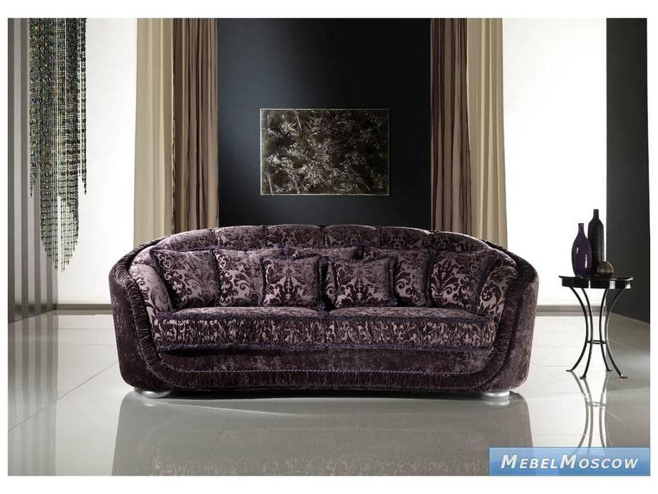 Essepi: Glamour: диван 3-местный  ткань кат. G