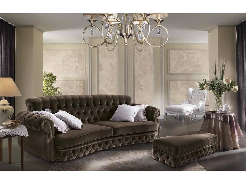 Essepi: Ariel: диван  раскладной ткань кат. L