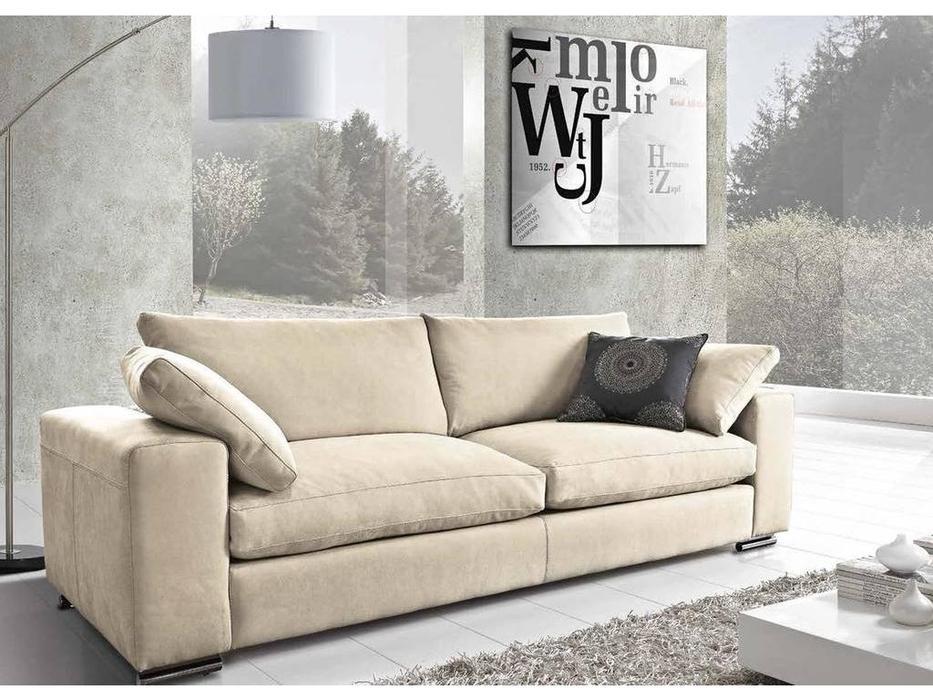 Essepi: Elite: диван 3 местный раскрадной  ткань кат. Extra