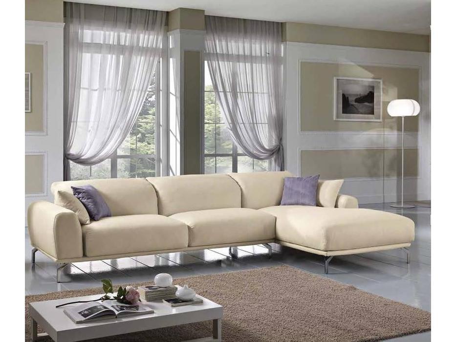Essepi: Sofia: диван угловой  ткань кат. L
