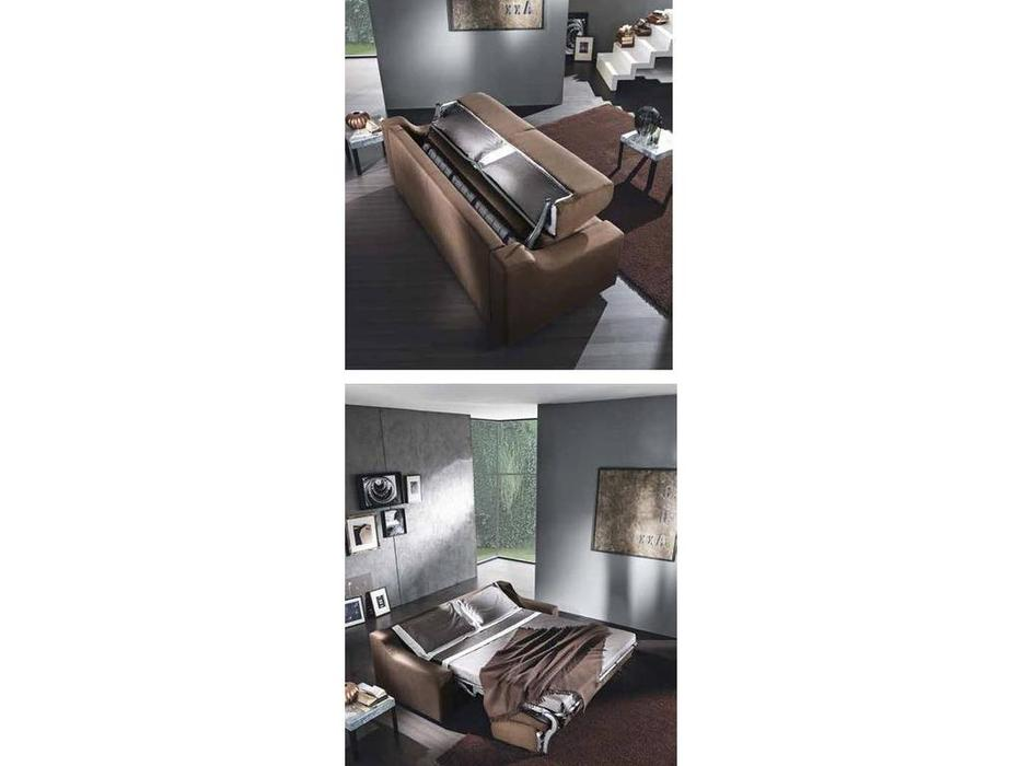 Essepi: Robyn: диван 3 местный раскладной  ткань кат. Lusso