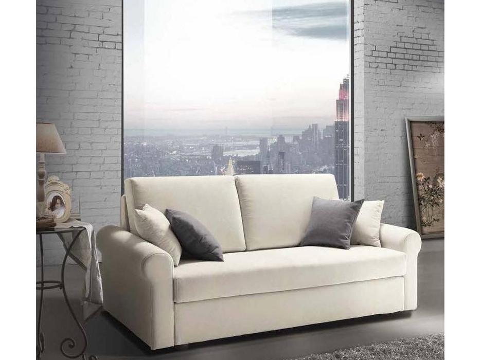 Essepi: Trudi: диван 3 местный раскладной  ткань кат. Lusso