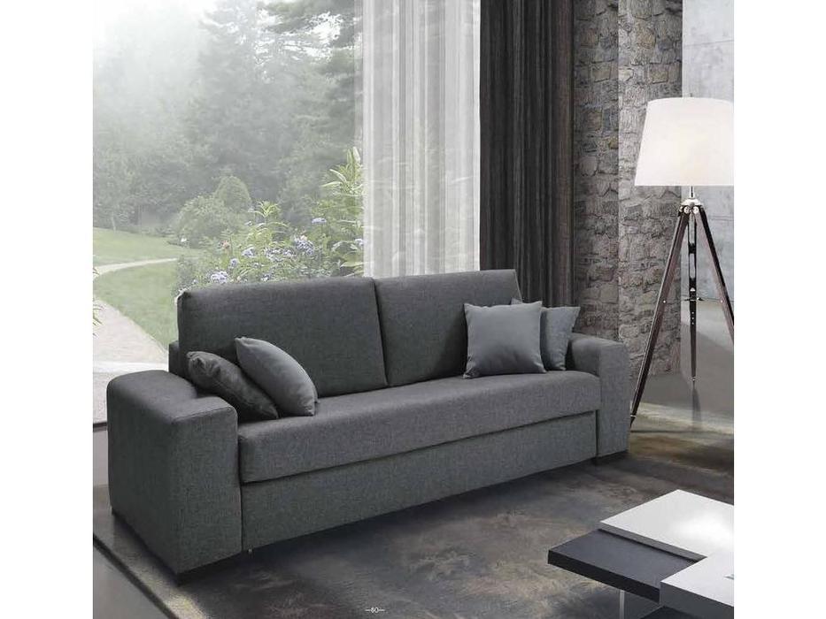 Essepi: Pocket: диван 2 местный раскладной  ткань кат. Lusso