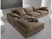 Essepi: Elite: диван угловой раскрадной  ткань кат. L