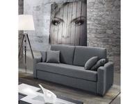 Essepi: Brenda: диван 2 местный раскладной  ткань кат. Lusso