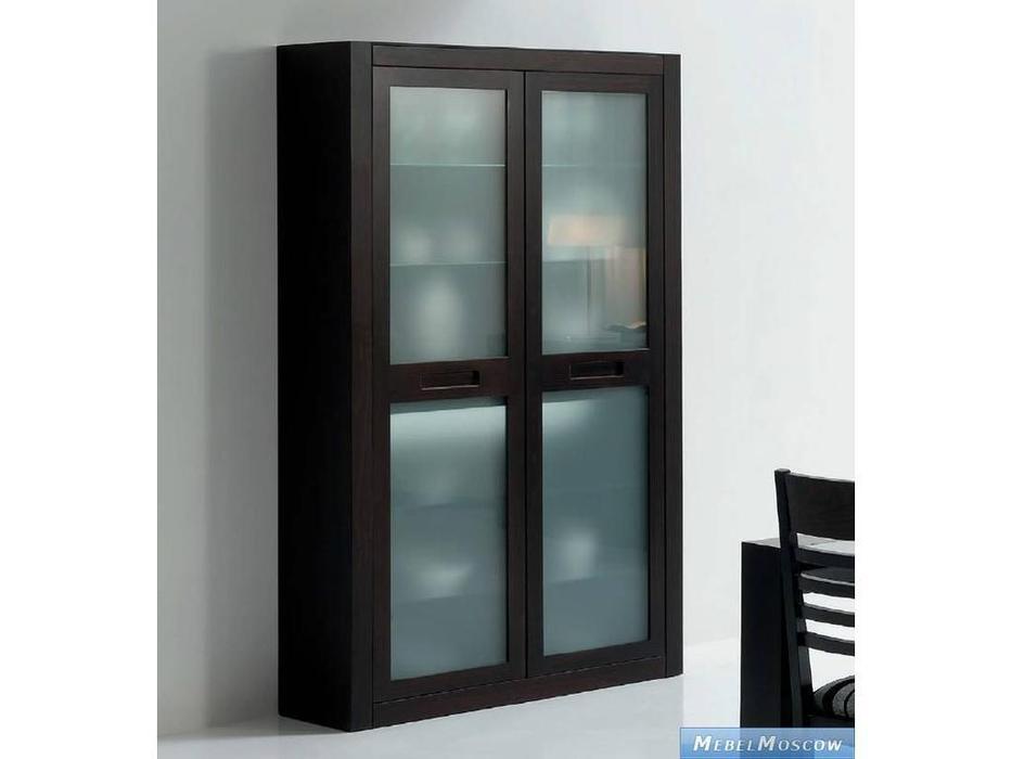 Mugali: Stanzia: витрина 2-х дверная  (color 204)