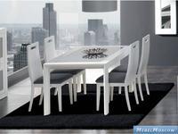 Mugali: Stanzia: стол обеденный раскладной  (color 228)
