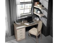 Mugali: Galiano Emocion: стол письменный  (беж)