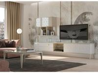 Mugali: Maria: стенка в гостиную  (белый)