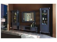 GiorgioCasa: Valpolicella: стенка в гостиную (blu)
