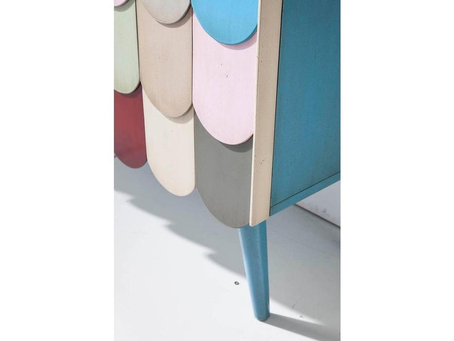 Lola Glamour: Pez: шкаф  (разноцветный)