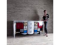 Lola Glamour: Mondrian: буфет
