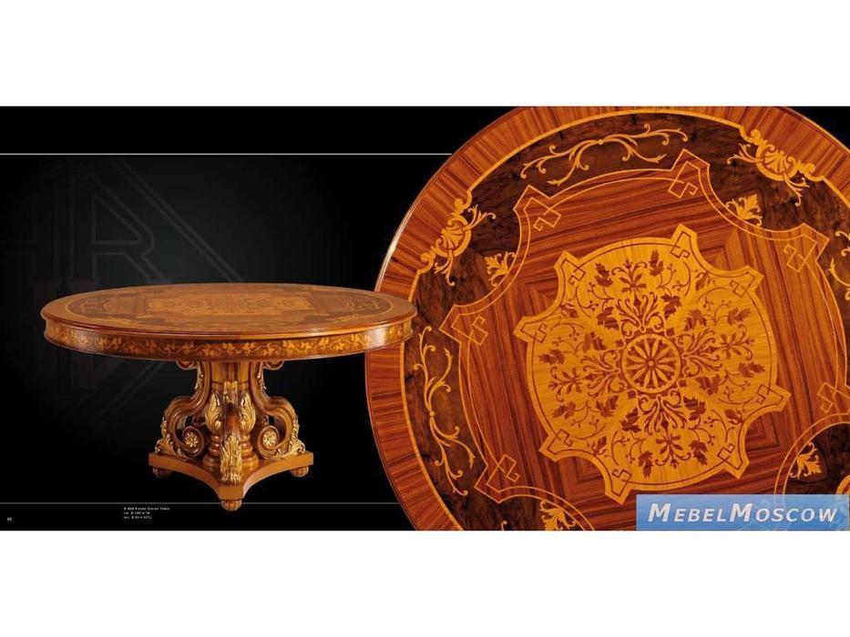 Armando Rho: Elegance: стол обеденный круглый