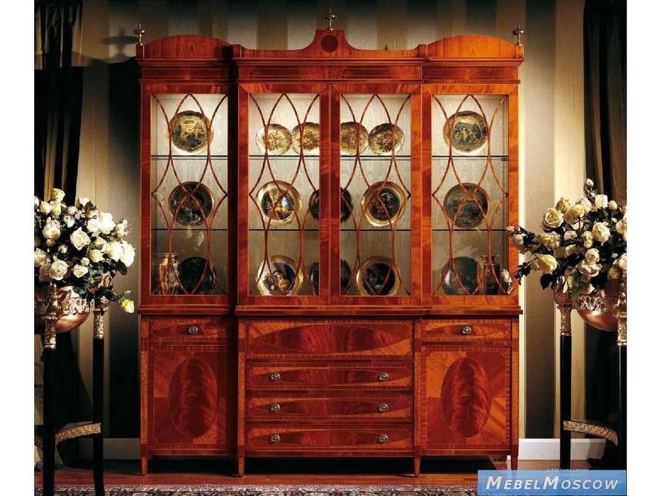 Armando Rho: Elegance: витрина 4-х дверная 4 ящика