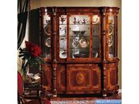 Armando Rho: Elegance: витрина 3-х дверная 1 ящик