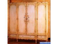 5200791 шкаф 4-х дверный Stile Legno: Maria Luisa