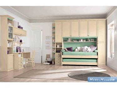 Детская мебель фабрики Colombini на заказ