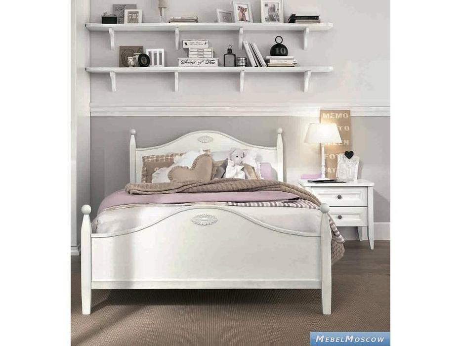 Colombini: Camerette: кровать Sibilla 120х200