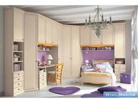 5200888 детская комната неоклассика Colombini: Camerette