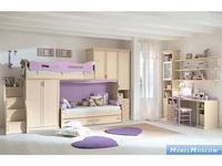 5200917 детская комната неоклассика Colombini: Camerette