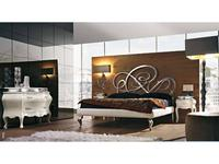 Bova: Gio: Кровать 180х200 кожа