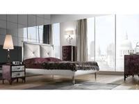 5201048 кровать двуспальная Bova: Evelin