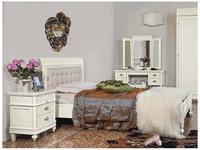 Monte Cristo: Maria Silva: кровать 120х200  (avorio consumato)