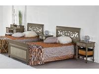 5221899 кровать односпальная Monte Cristo: Bourbon