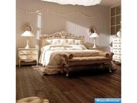 Savio Firmino: кровать 180х200  (слоновая кость)