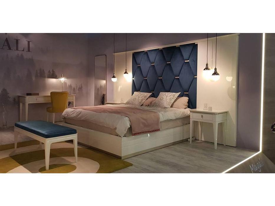 Mugali: Maria: спальная комната (белый, синий)