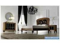 5201111 кровать двуспальная Mugali: Galiano