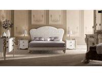 Mugali: Galiano Pasion: спальная комната (ткань, серебро)