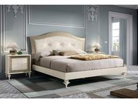 Mugali: Emocion: кровать 180х200  (слоновая кость)
