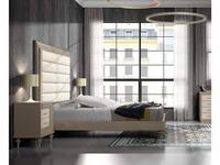 Mugali: Emocion: кровать 180х200  (бежевый)