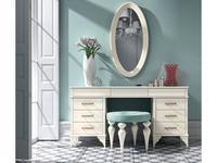 Mugali: Emocion: стол туалетный  (белый)