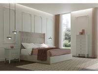 Mugali: Maria: спальная комната (бежевый, белый)