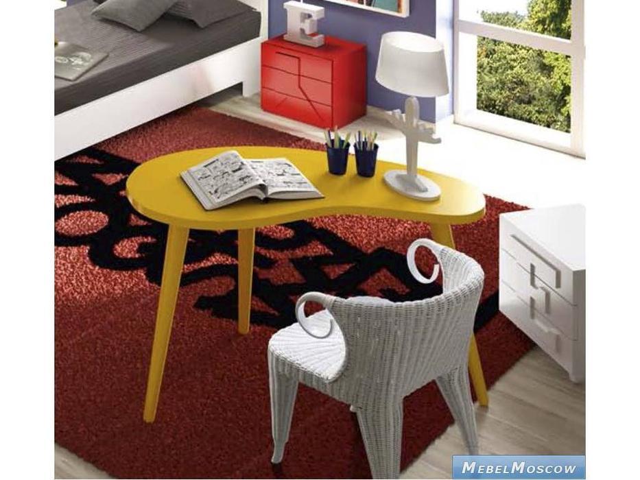 Coim: Amarcord: стол письменный Bugalu  (желтый)