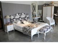 5211965 кровать двуспальная Brevio Salotti: Paola