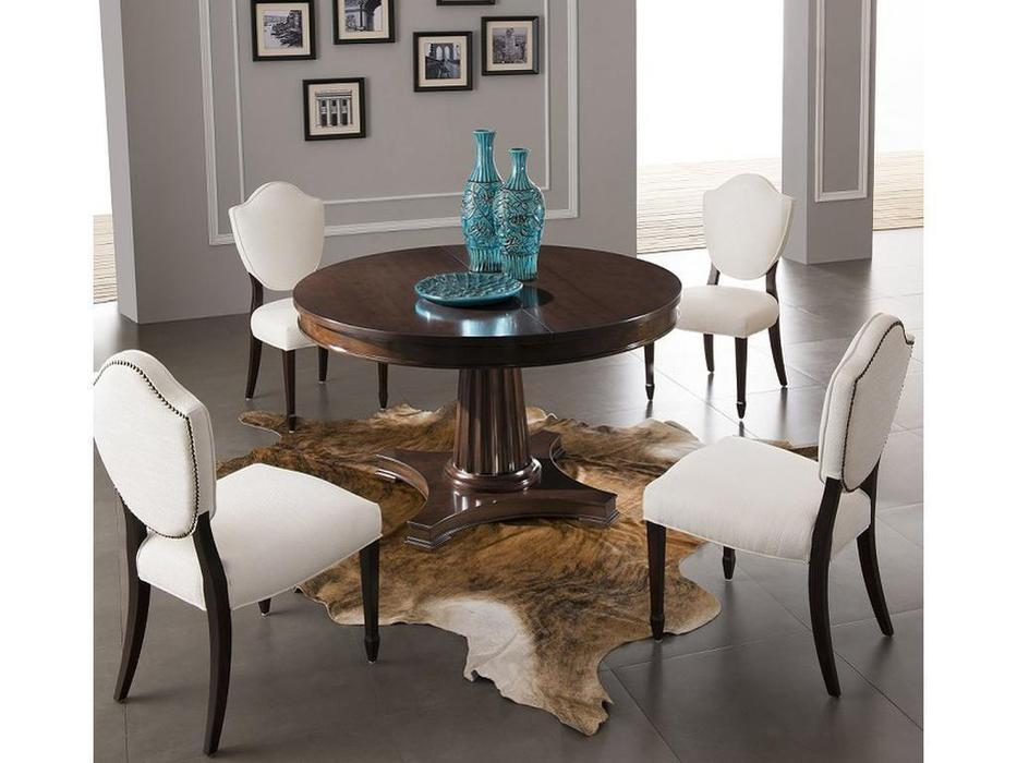Fratelli Barri: Mestre: стол обеденный  (шпон вишни)