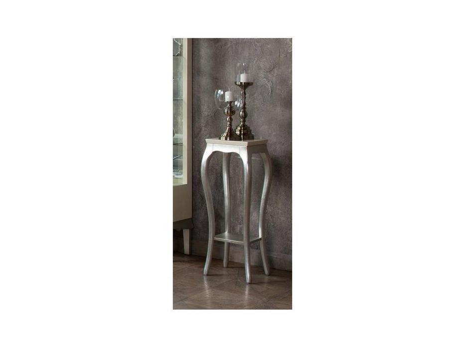 Fratelli Barri: Venezia: подставка  (кремовый лак, серебро)