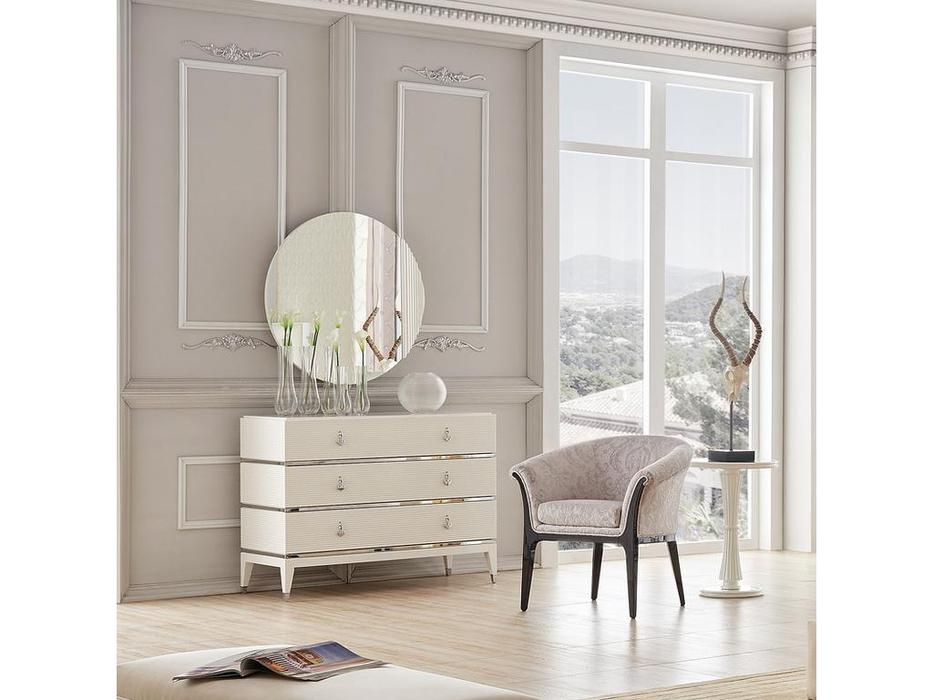 Fratelli Barri: Rimini: зеркало навесное  (белый)