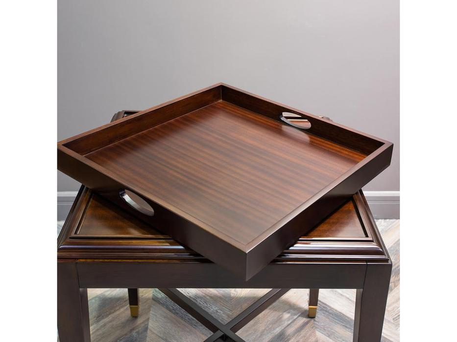 Fratelli Barri: Mestre: стол кофейный  (махагон)