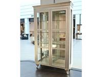Fratelli Barri: Florence: витрина 2-х дверная  (серебро)