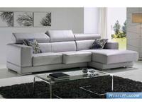 M.Soria: Garona: диван с оттоманкой трехместный