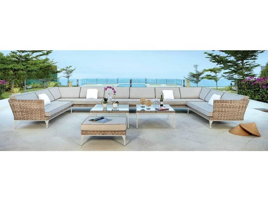 Skylinedesign: Brafta: модульная мебель для гостинной (Seashell)